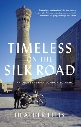 silk road book cover